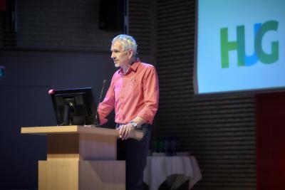 Prof. Thierry Berney, chef de service, Service de Transplantation, Hôpitaux Universitaires de Genève