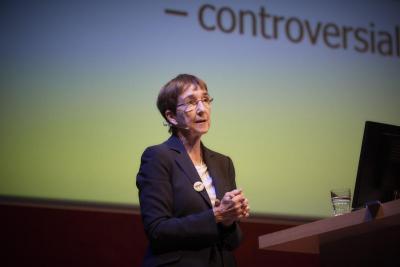 Prof. Deirdre Kelly, Professeur en hépatologie pédiatrique, Royaume-Uni